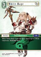White Mage 2-058C from FFTCG Opus