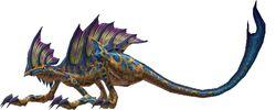 Yowie in Final Fantasy X.