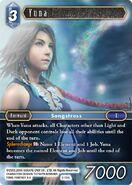 Yuna 2-138L from FFTCG Opus