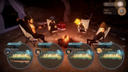 Camping-FFXV-Pocket-Edition