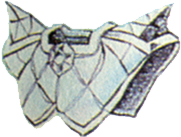 Diamond Cuirass FFII Art