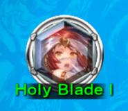 FFDII Mystic Knight Holy Blade I icon