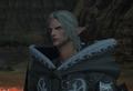 FFXIV Urianger unmasked