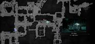 LR Citadel Station Lodging Map from FFXV