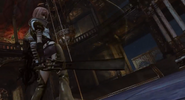 Lightning Returns Final Fantasy XIII Dark Muse Victory Pose