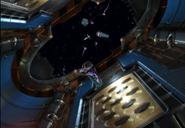 Lunar Base Docking Bay from FFVIII Remastered