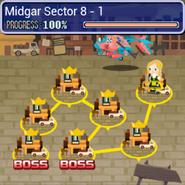 Midgar Sector 8 WM Brigade