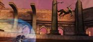 Cid-deflects-Reddas's-attack
