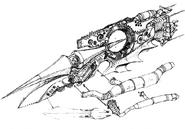 Elizabete front concept for Final Fantasy Unlimited