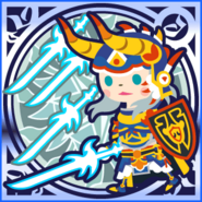 FFAB Light's Blessing - Warrior of Light Legend SSR+