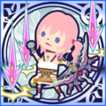 FFAB Ultima Arrow - Serah Legend SSR