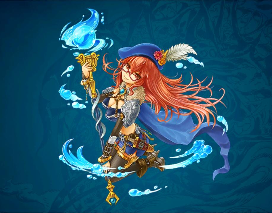 Aqua Witch