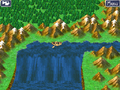 FFIII DS Waterfall