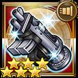 FFRK W Machine Gun FFVII