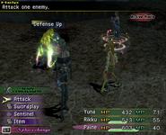 FFX-2 Defense Up