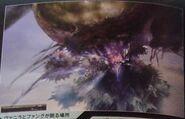 FFXIII Cocoon Crystal Pillar