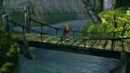 FFX HD Kilika Woods Bridge