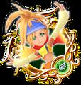 KHUX Rikku 6★ Medal