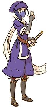 Ninja (Tactics A2)