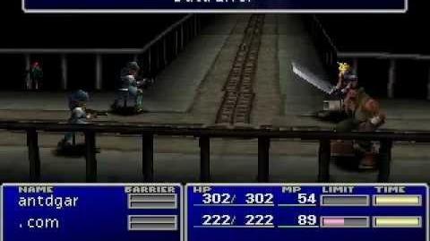 The_Emerald_Countdown_Glitch_-_Final_Fantasy_VII_Broken!
