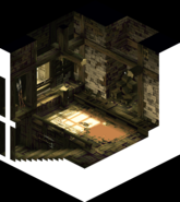 Broke Down Shed-Wooden Building