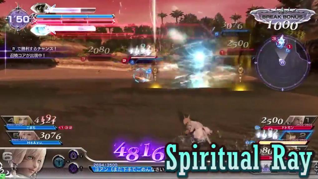 Spiritual Ray