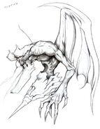 Elvoret FFVIII Sketch