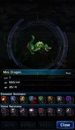FFBE Mini Dragon Analyze