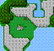 FF NES Citadel of Trials WM