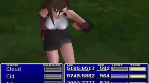 Final_Fantasy_VII_-_All_Lucky_7s_While_Petrified