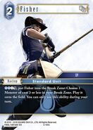 Fisher 5-140C from FFTCG Opus