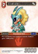 Gladiator 3-011C from FFTCG Opus