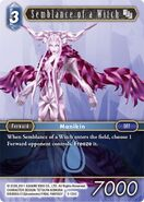 Semblance of a Witch 2-125C from FFTCG Opus