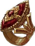 Enchanted Ring artwork for Final Fantasy VII Remake
