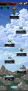 FFBE To the Sky map