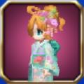 FFDII Aemo Kimono icon
