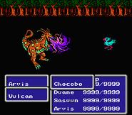 FFIII NES Stumble