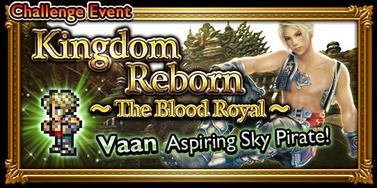Kingdom Reborn - The Blood Royal
