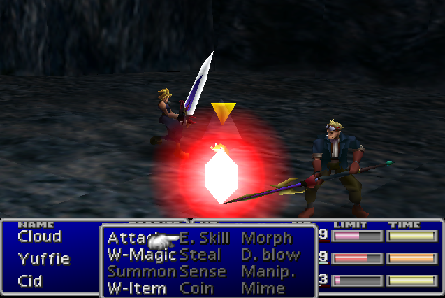 DeSpell (Final Fantasy VII)