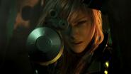 FFXIII Lightning Gunner