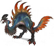 FFXIV dinobird