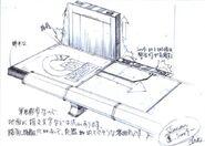 Junon Road FFVII Sketch