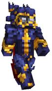 Minecraft FFXV Bahamut