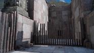 Pitioss Ruins exterior in FFXV