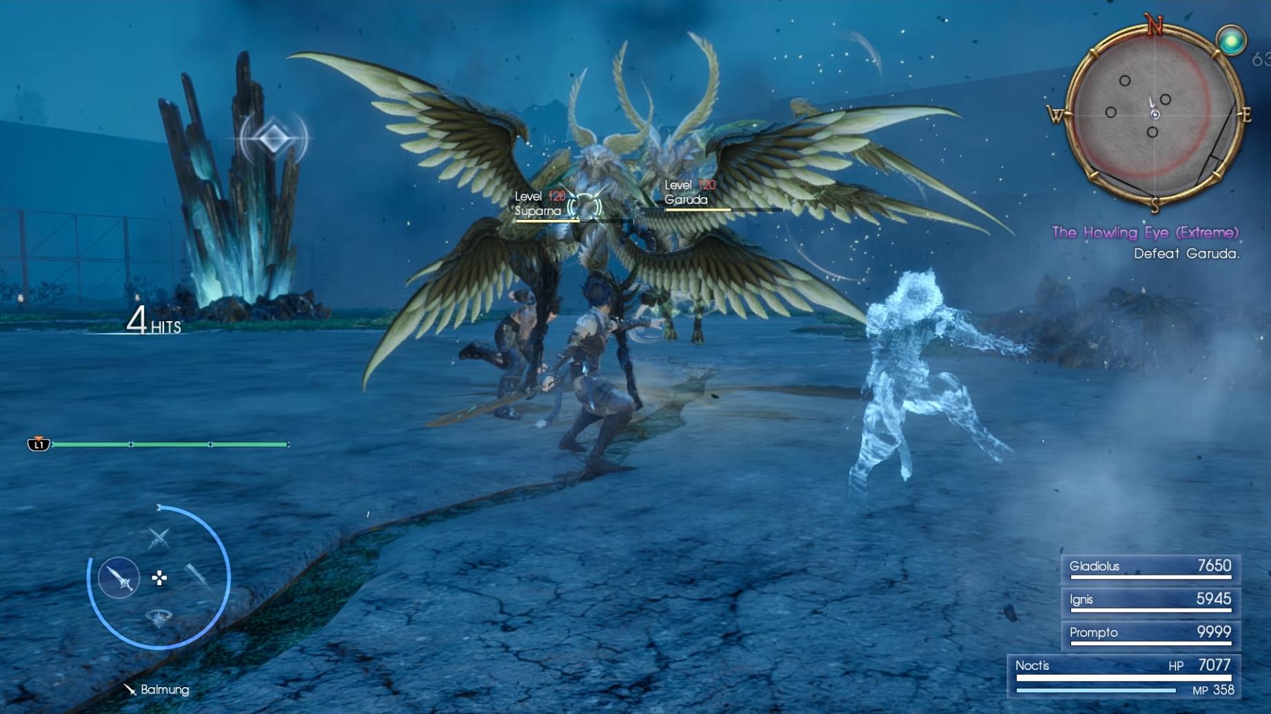 Suparna (Final Fantasy XV)