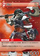 Warrior XIV TCG