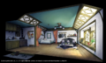 WoFF The Twins Room Concept Artwork