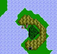 FFIII NES Molten Cave WM