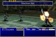 FFVII Machine Gun