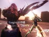 Lightning's Story: Requiem of the Goddess